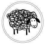 xxl knit crochet plaid bolletje wol bolletje wolletje ecru wool white creme natual throw chunky cotton vegan childfriendly animalfriendly