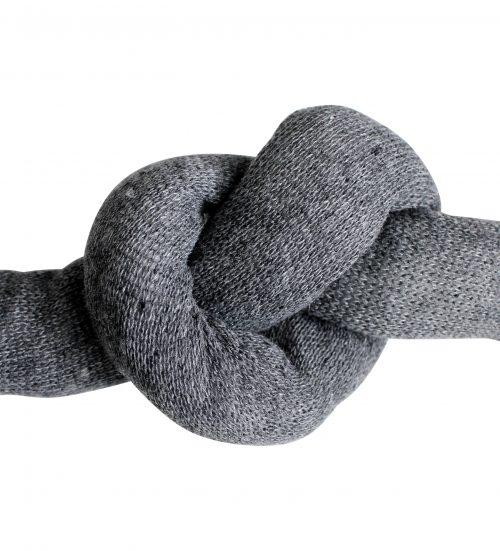 xxl knit crochet plaid bolletje wol bolletje wolletje diy silver grey chunky cotton throw chunky cotton vegan childfriendly animalfriendly diy ash grey chunky cotton